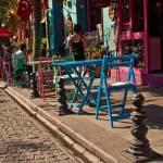 """""""Istanbul Sidewalk Restaurant"""" by tonymoran"""