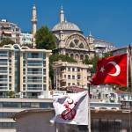 """Istanbul Contrasts of Architecture"" by tonymoran"