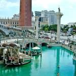 """Entrance to Venetian Casino"" by tonymoran"