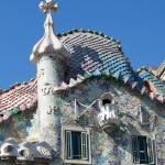 """Gaudi Architecture, Barcelona"" by tonymoran"