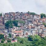 """""""Colourful favela in Rio de Janeiro, Brazil"""" by tonymoran"""