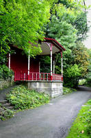 Bandstand on Lover's Walk, Matlock Bath (26501-RDA
