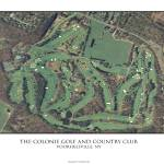 """Colonie Country Club"" by AOCPrints"