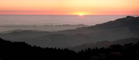 Russian Ridge, California