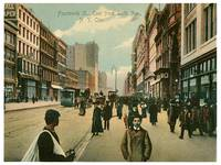Fourteenth St., East from Sixth Ave., New York