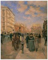 Fifth Avenue at Madison Square (1894 - 1985)
