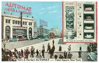 Horn & Hardar Automat, Times Square, New York