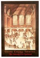 Grand Central Terminal, 1927 Poster