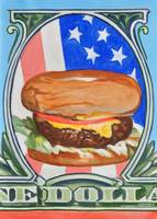 A Patriot Burger