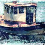 """Tugboat"" by Schazel"