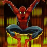 """""""Spider-Man Drops By"""" by DanAvenell"""