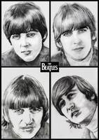 The Beatles (B/W)