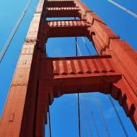 Golden Gate Bridge 6 Art Prints & Posters by Hector Rodriguez Figueroa