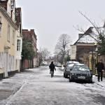 """Salisbury in winter"" by missimer"