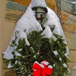 """Christmas wreath"" by missimer"