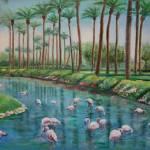 """Flamingos"" by lesamac1"