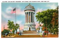 Soldiers and Sailors Monument, New York City