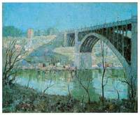 Spring Night, Harlem River, New York City