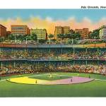 """Polo Grounds, New York City"" by ArtLoversOnline"