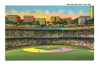 Polo Grounds, New York City