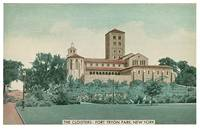 The Cloisters, Fort Tryon Park, New York