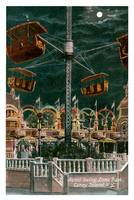 Aerial Swing, Luna Park, Coney Island, New York