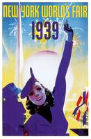 New York World's Fair Poster (1939)