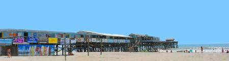 south side 24x30 Cocoa Beach Pier