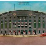 """Yankee Stadium, New York City"" by ArtLoversOnline"
