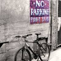 No Parking Art Prints & Posters by JOE KOECHER