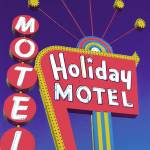 """Holiday Motel"" by midcenturymodern"