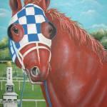 """""""Secretariat"""" by Apollonia237"""