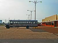 Church Bus, St. Bernard Parish, Hurricane Katrina
