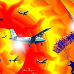 """Skydive squadron"" by jt85"