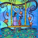 """Mother-Daughter Talk"" by juliryan"