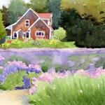 """""""Lavender Farm"""" by studiobythesound"""