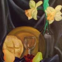 Bread of Life Art Prints & Posters by Lynne Foster