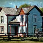 """Fort Bridger Historic Home"" by kelleyjo"