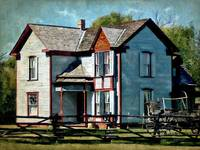 Fort Bridger Historic Home