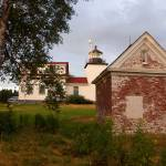 """Fort Point Light Stockton Springs Maine"" by jkphotos"