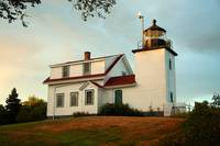 Fort Point Light Stockton Springs Maine