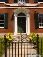 Treadwell House Doorway