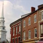 """North Church & Market Street Row, Portsmouth, NH"" by souloyster"