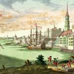 """18TH C. BOSTON HARBOR"" by homegear"