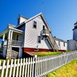 """Pemaquid Point Lighthouse"" by New-Yorkled"