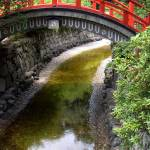 """Shimogamo Bridge"" by artlodesigns"