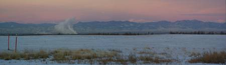 Denver Morning Panoramic