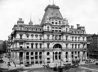 OLD BOSTON POST OFFICE