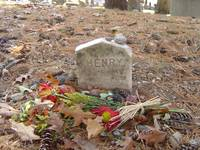 Grave of Henry David Thoreau, Sleepy Hollow Cemete