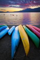 Lake Quinault Kayaks